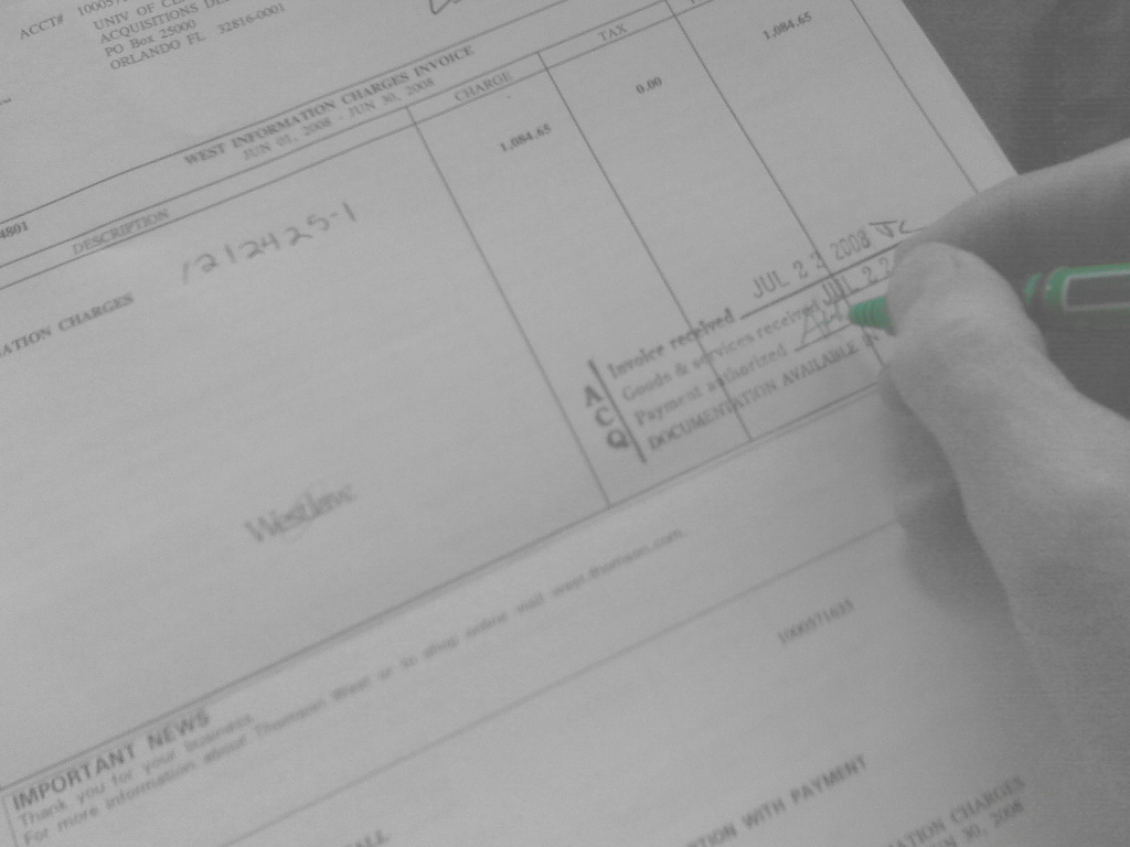 Have you ever paid attention to your end-of-show invoices?